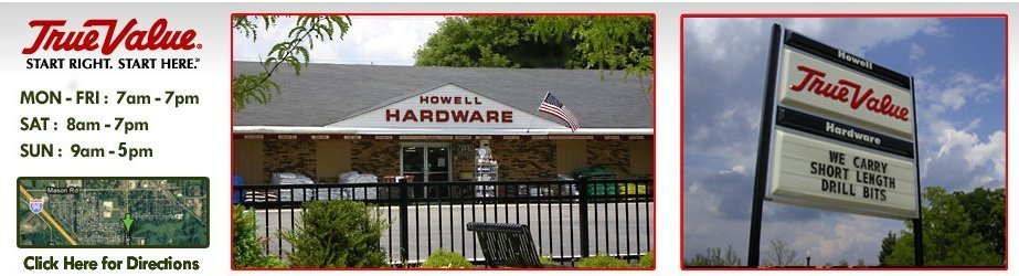 Howell True Value Hardware
